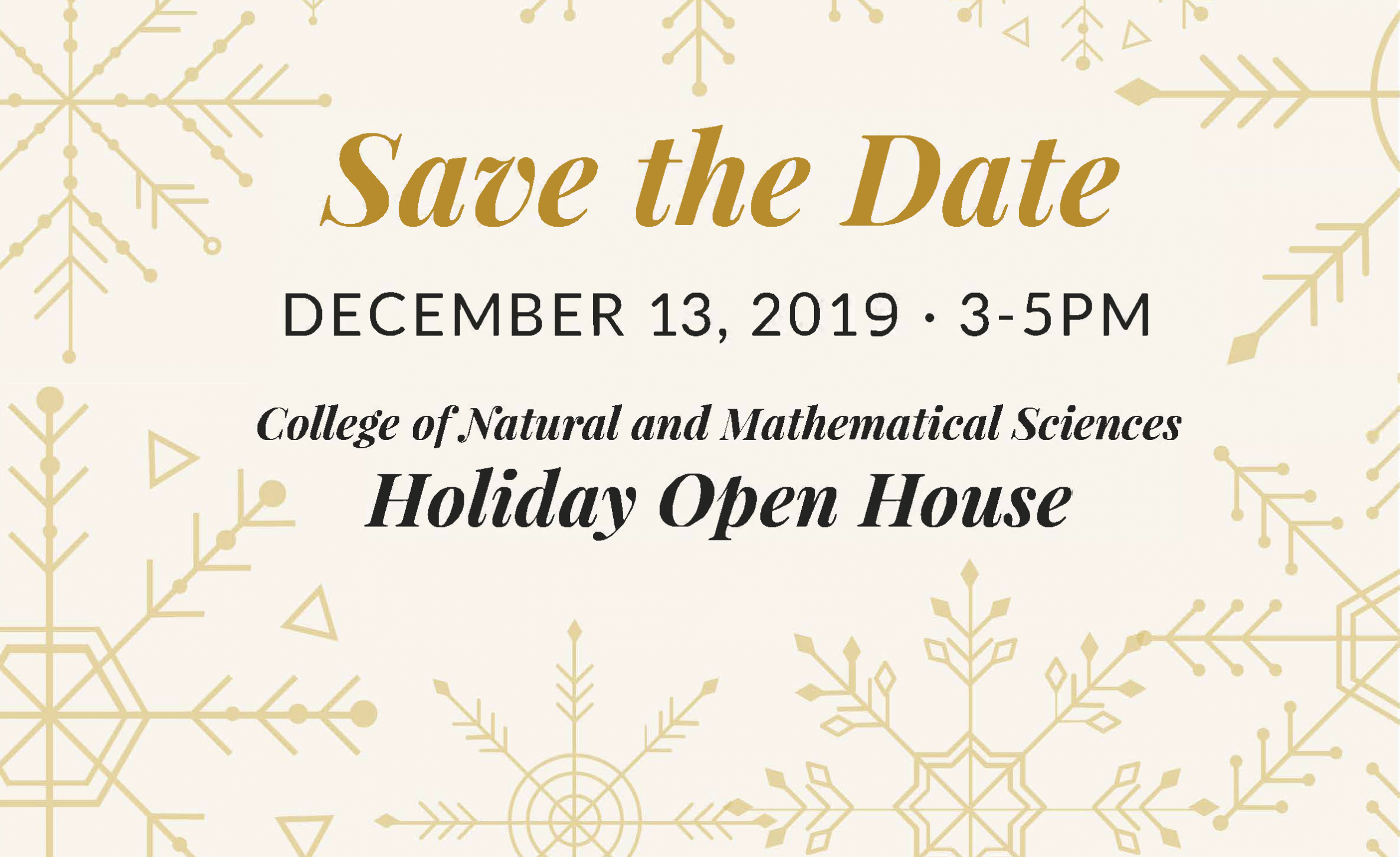 CNMS Holiday Open House